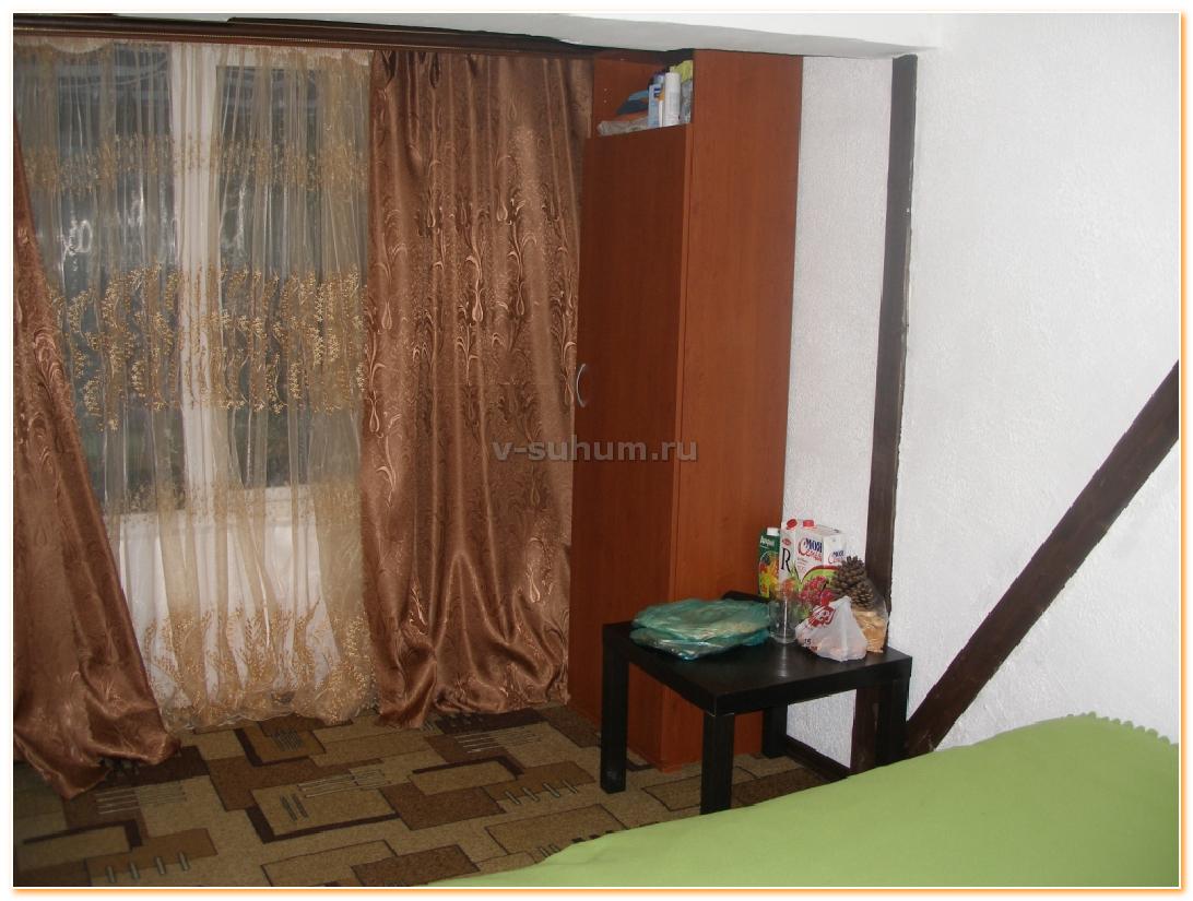 Комната №3, Отдых в Абхазии, отдых в Сухуми, Абхазия частный сектор, Сухуми частный сектор