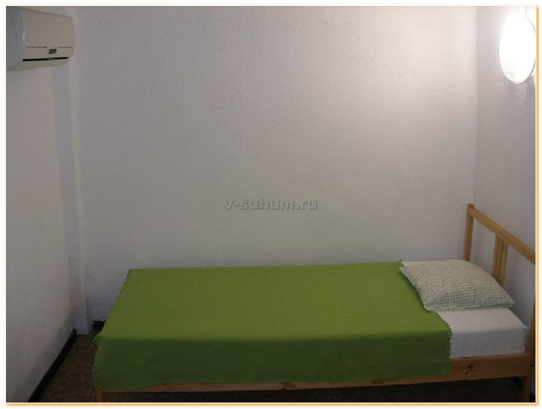 Комната №4, Отдых в Абхазии, отдых в Сухуми, Абхазия частный сектор, Сухуми частный сектор