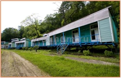 Отдых в Абхазии, база отдыха.