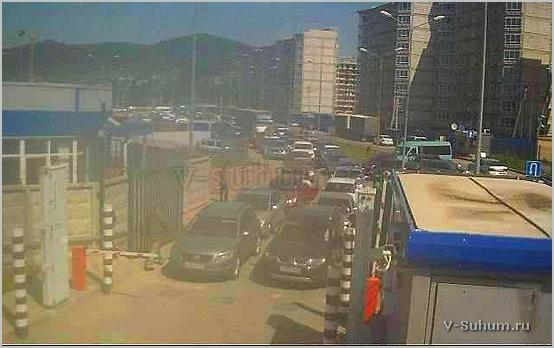Вебкамеры Абхазия
