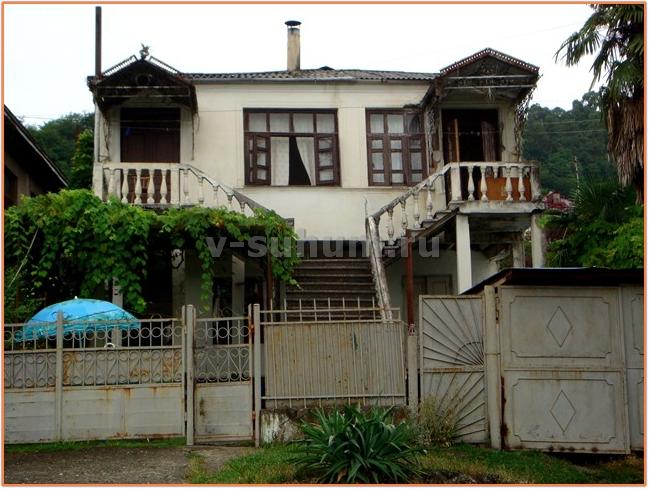 Отдых в Абхазии 2017 частный сектор
