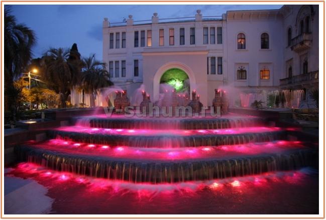 Абхазия отдых фото