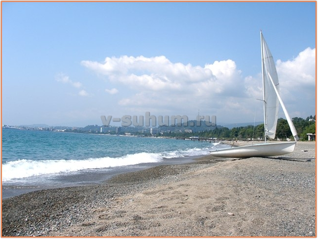 Абхазия отдых, отзывы, цены.