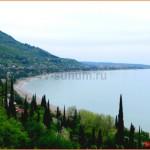 Абхазия пансионат Солнечный