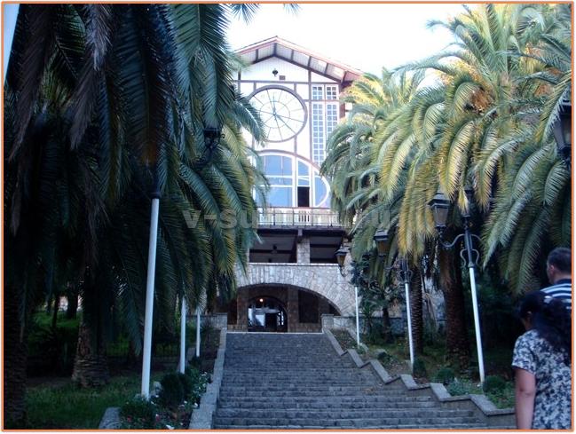 Курорты Абхазии Гагры фото Гагрипш