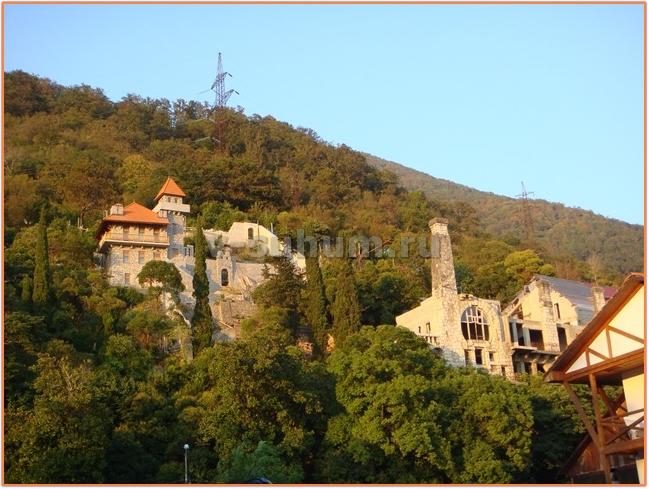 Курорты Абхазии Гагры фото