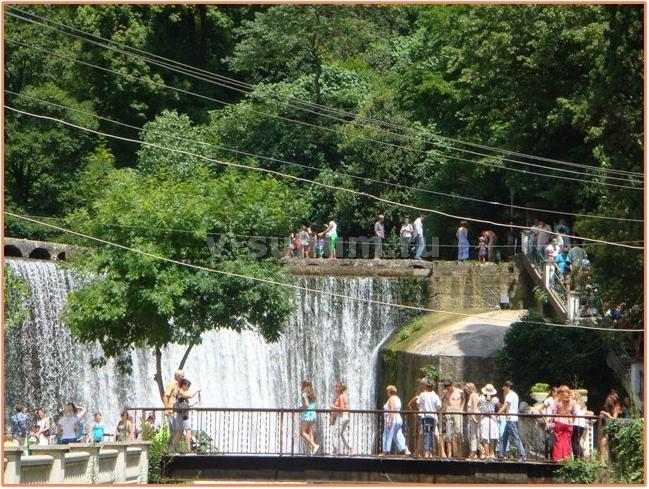 Курорты Абхазии Новый Афон