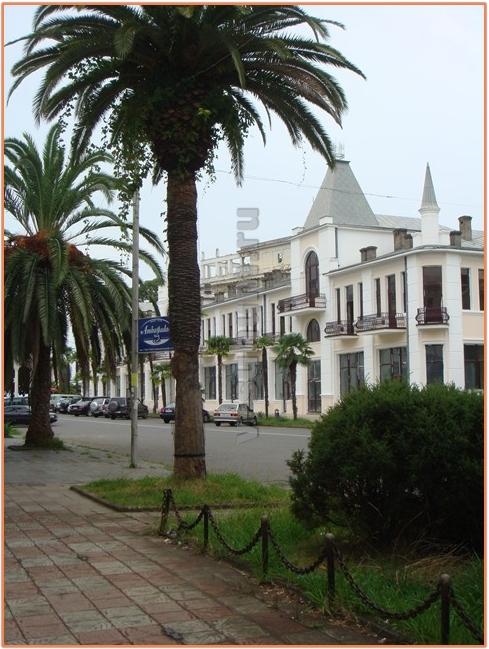 Курорты Абхазии Сухум фото отель