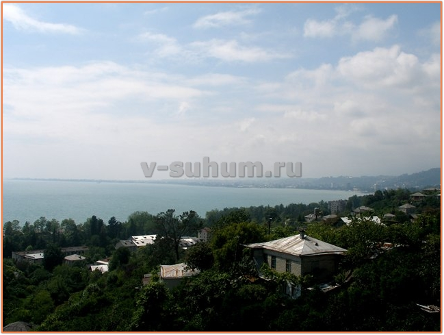Курорт Сухум